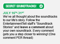 Secret Soundtracks!